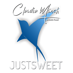 New-logo-Claudia-Munch-JustSweet-blue-bird-300